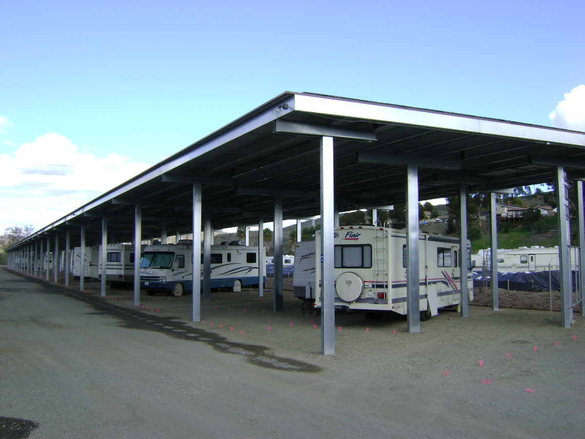 Rv Storage Santee Lakes
