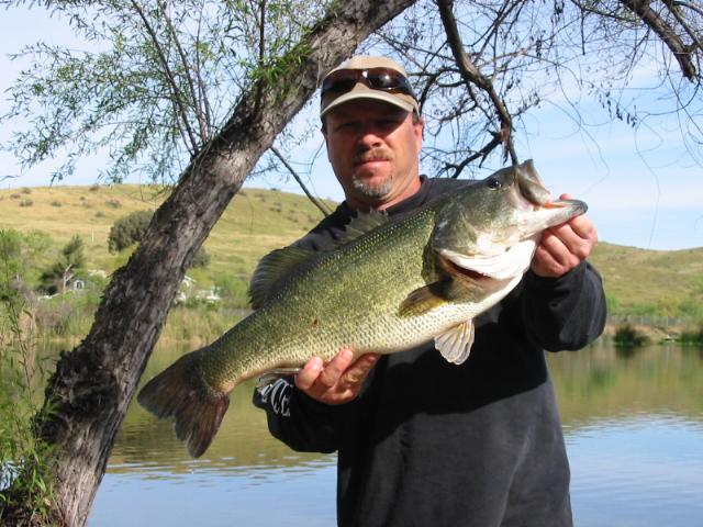 Fishing - Santee Lakes
