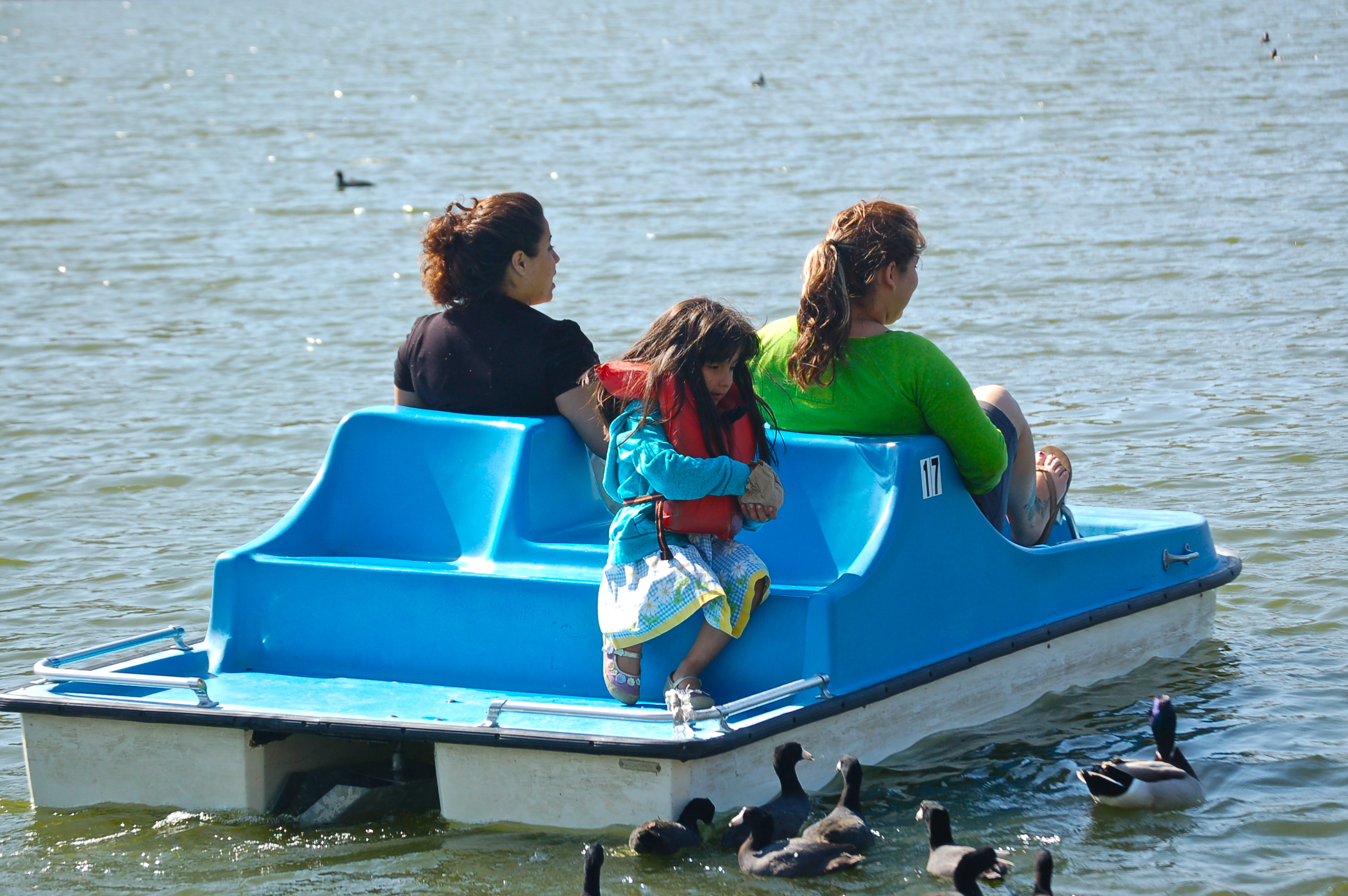 pedal boaters 1